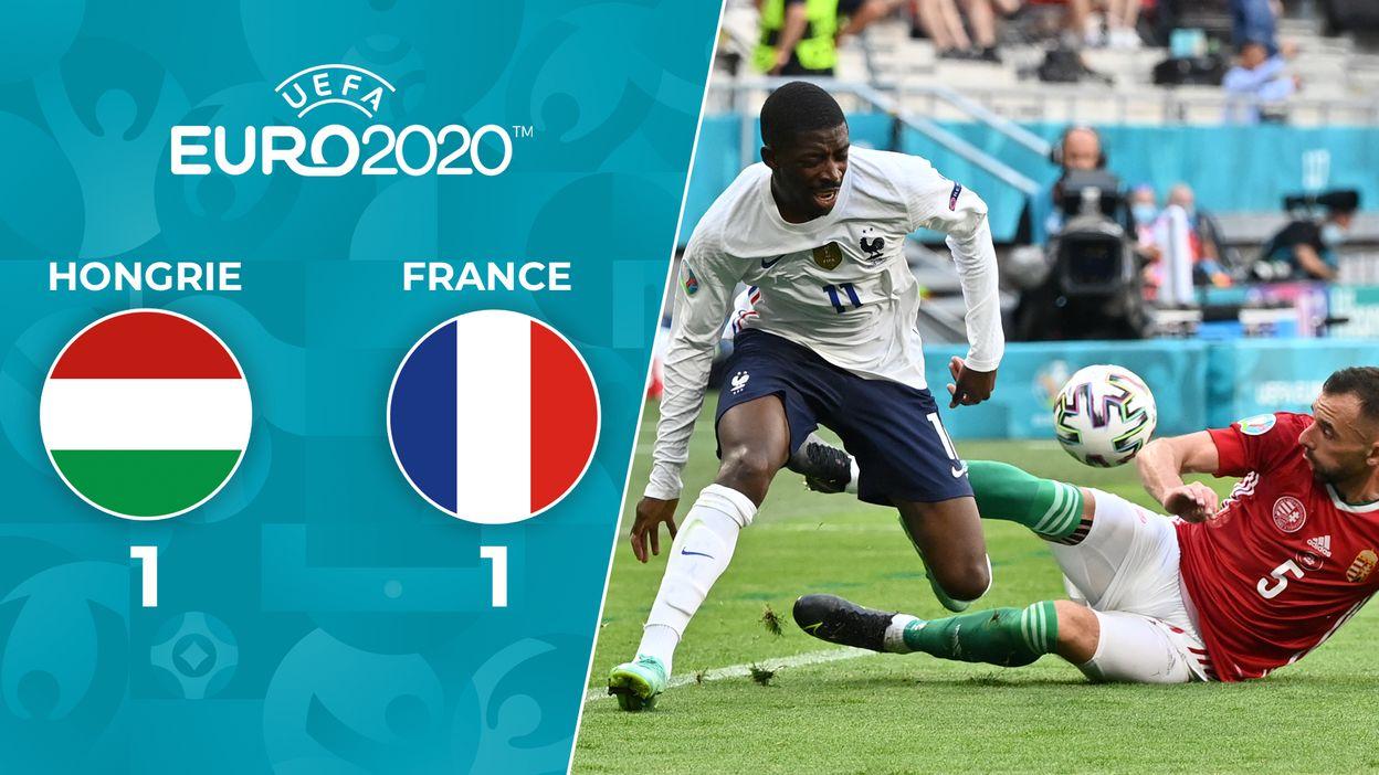 Hongrie - France : Le Résumé du Match