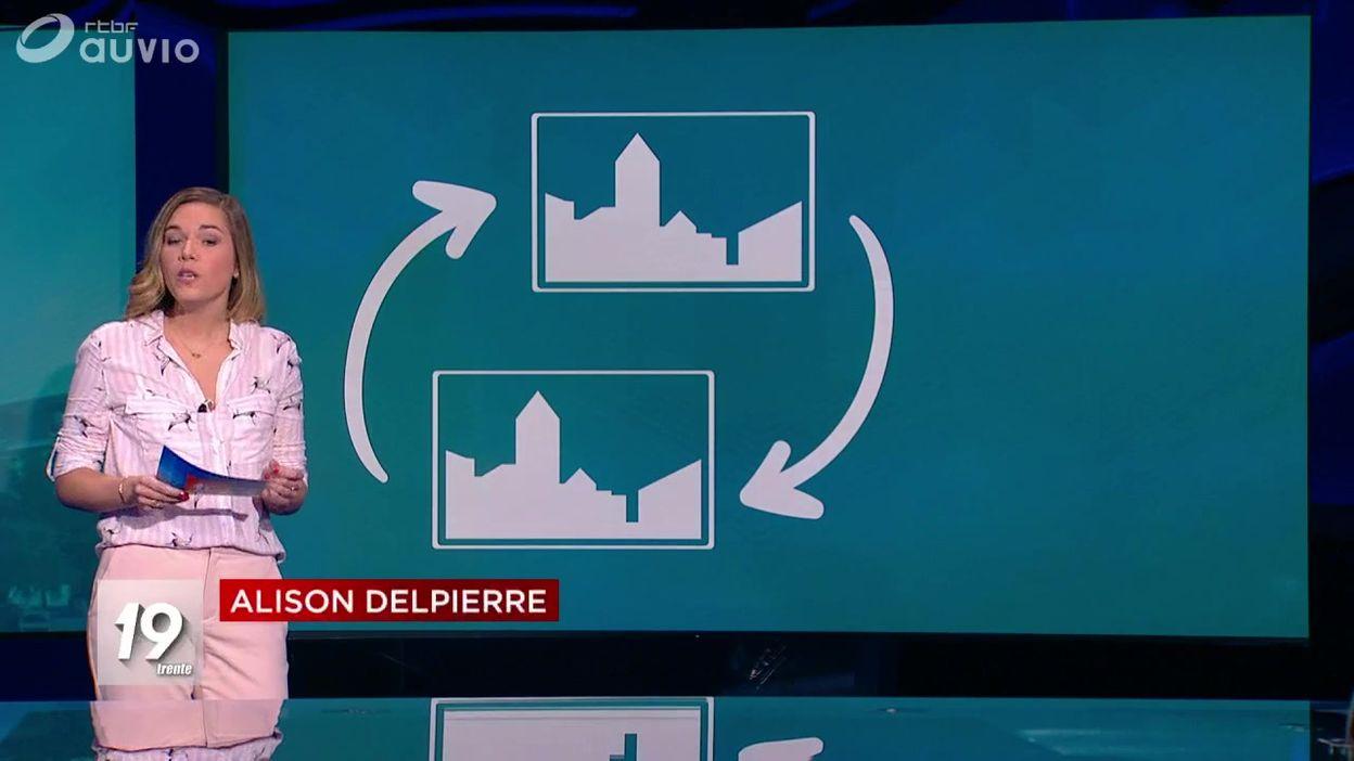 Clé de l'info : la fusion des communes - Alisson Delpierre