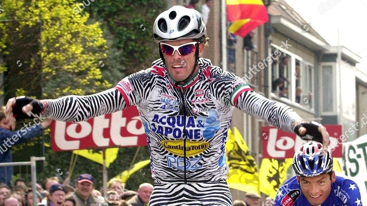Gand-Wevelgem 2002 : Victoire de Mario Cipollini