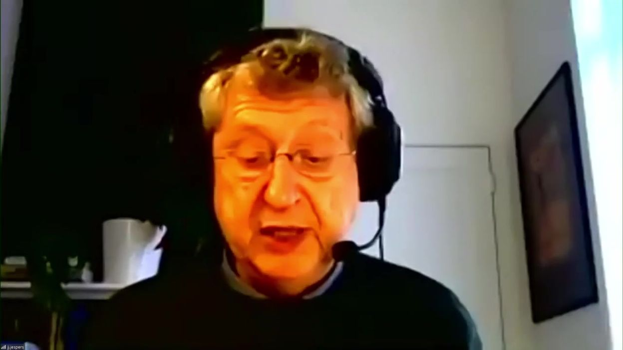 Jean-Jacques Jespers - Le journal des bonnes nouvelles