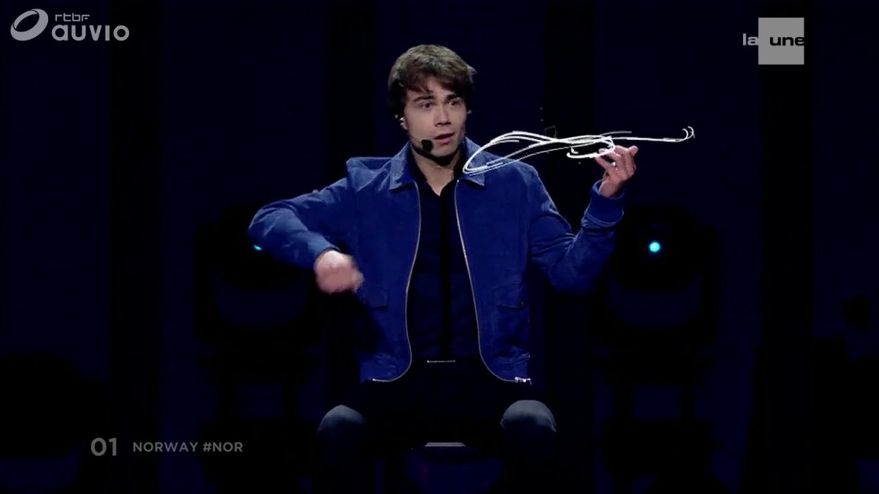 Norvège / Alexander Rybak - 'That's How You Write A Song'