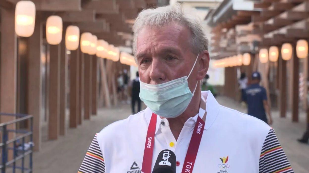 Roger Lespagnard fixe déjà le prochain objectif de Thiam :