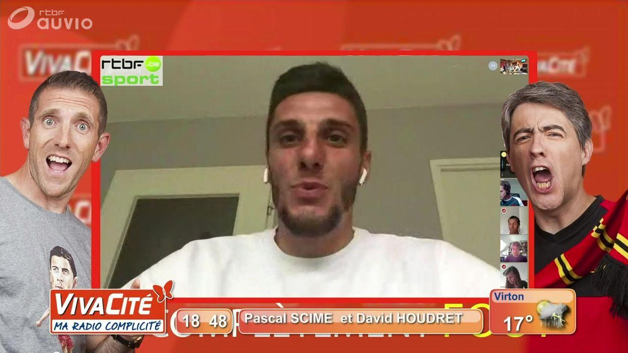Dimitri Mohamed :