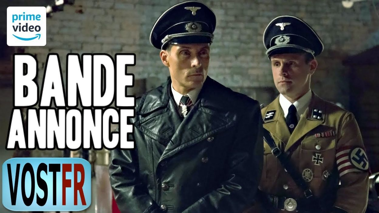 ???? THE MAN IN THE HIGH CASTLE Saison 4 Bande Annonce VOST (2019) PRIME VIDEO
