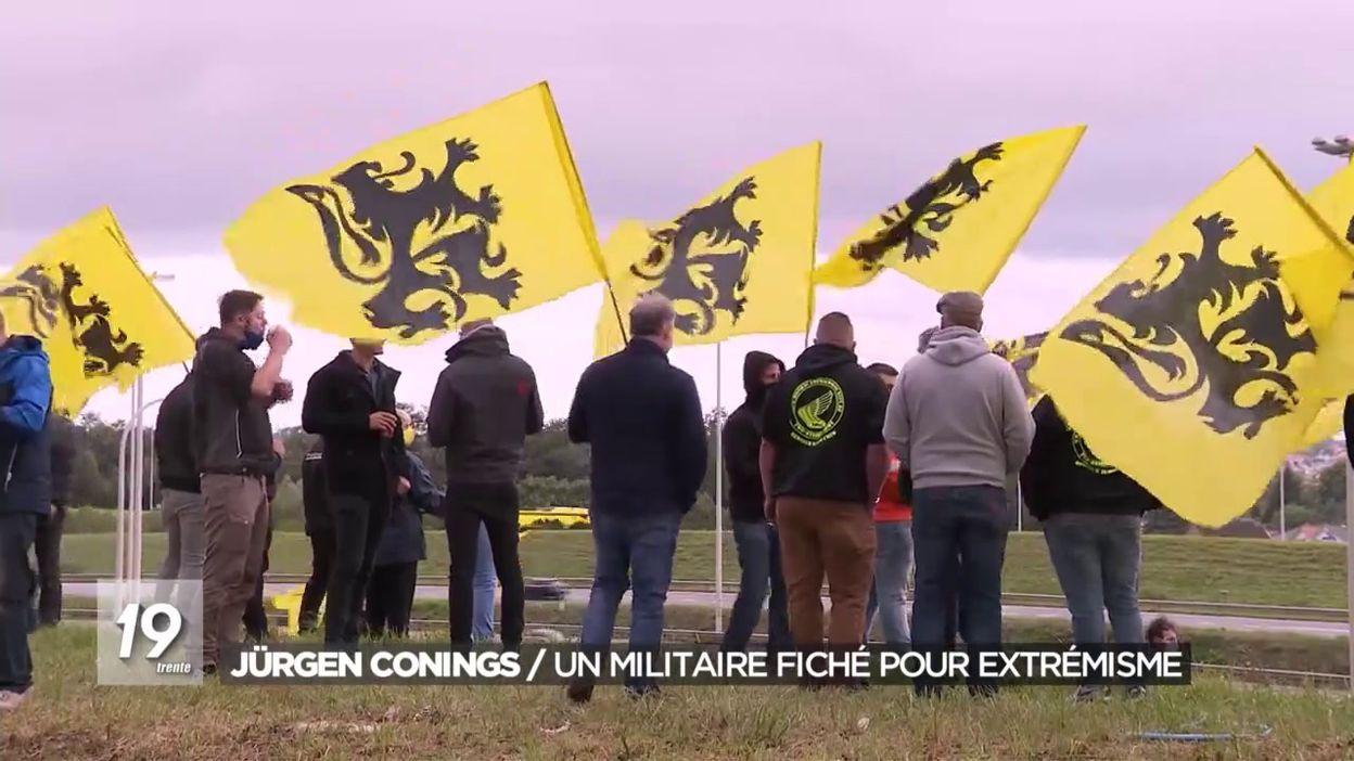 Jürgen Conings : un militaire fiché pour extrémisme