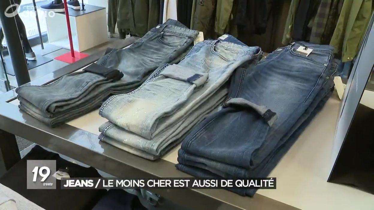 Le prix du jeans : justifié ?
