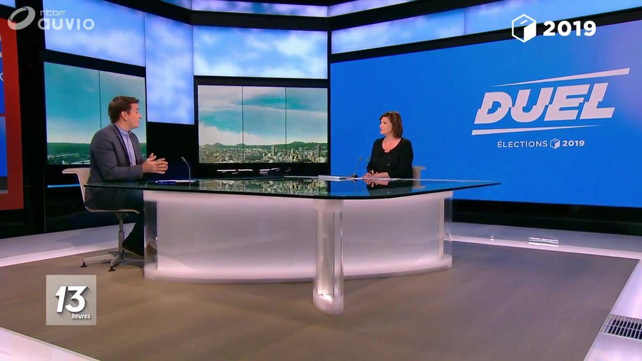 Elections 2019: « DUEL » inédit entre Charles Michel et Jean-Marc Nollet