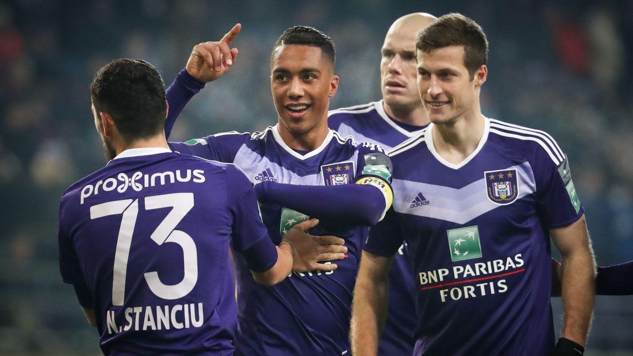 Anderlecht - Saint-Trond (3-1) : Le résumé