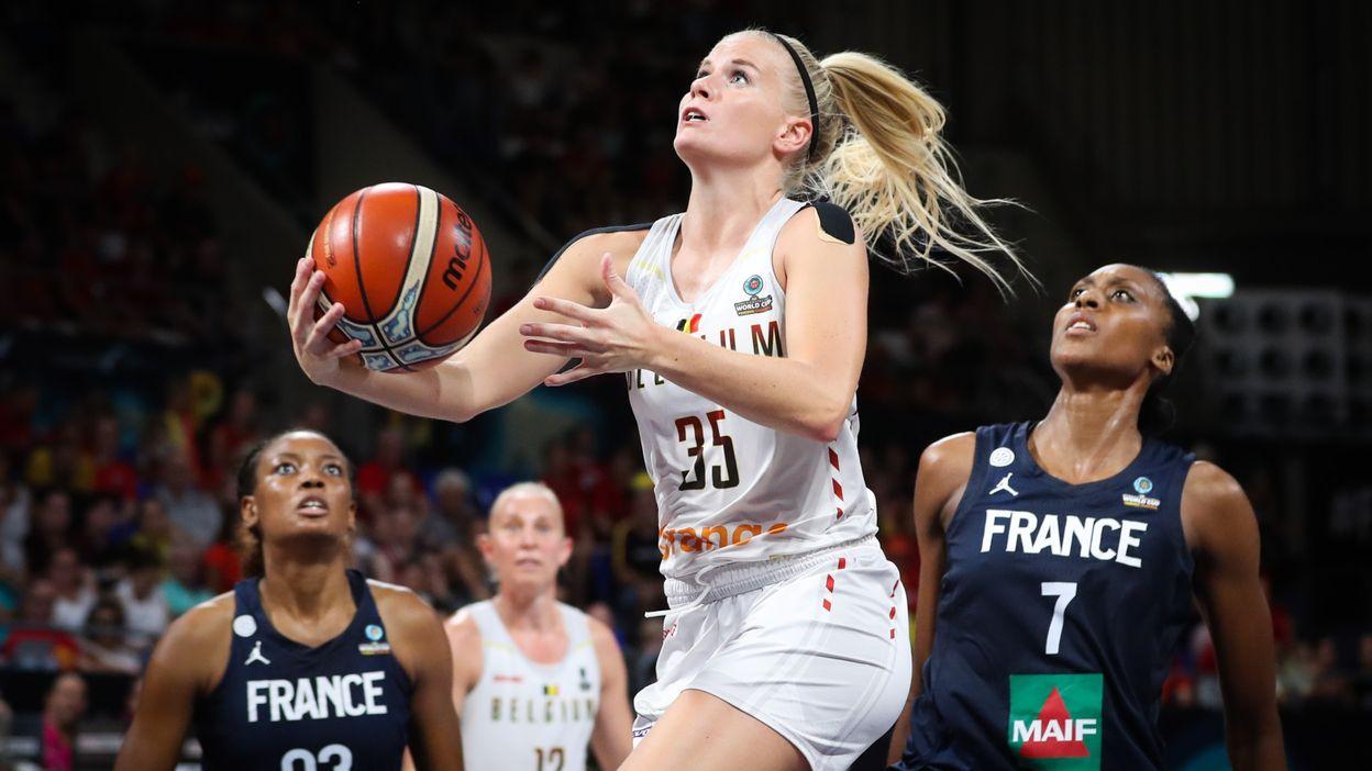 Belgique - France : 86-65