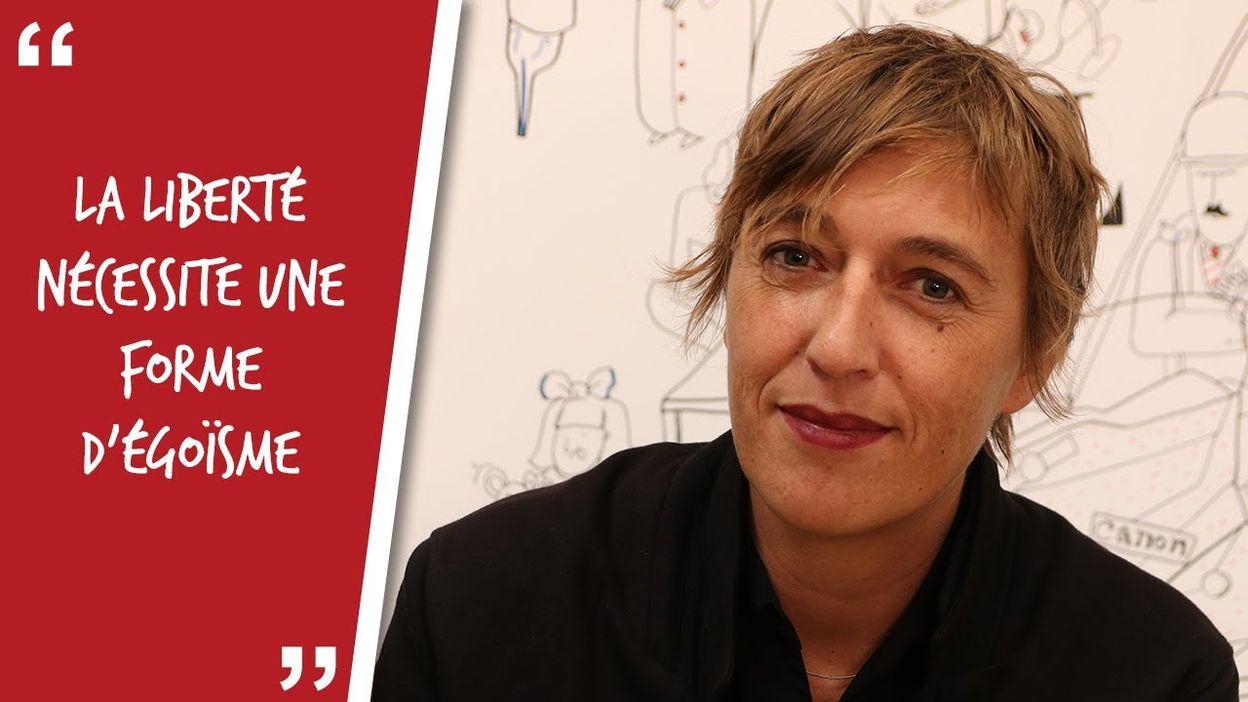 Livres Du Moment Interview De Marion Brunet Sans Foi Ni Loi 28 11 2019