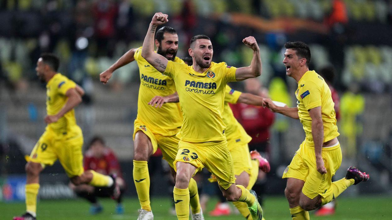 Une séance de tirs au but dantesque et Villarreal crucifie Manchester United pour remporter l'Europa League !
