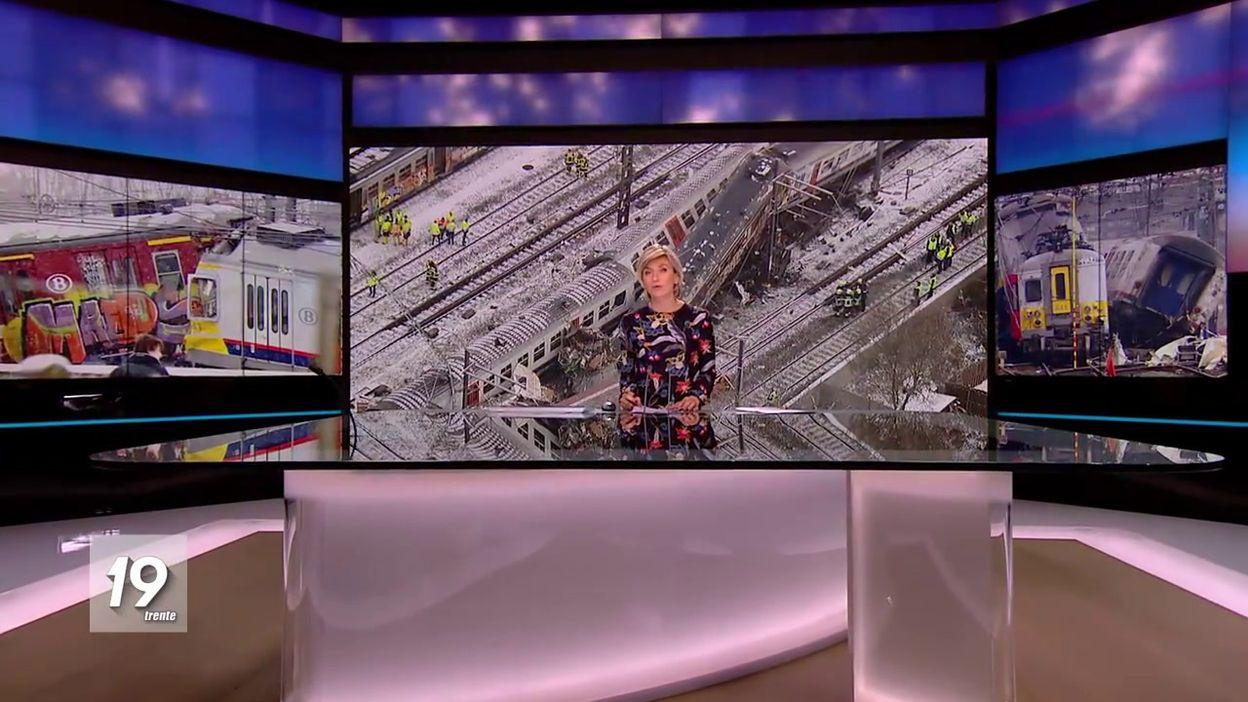 Catastrophe ferroviaire de Buizingen: Infrabel fait appel du jugement