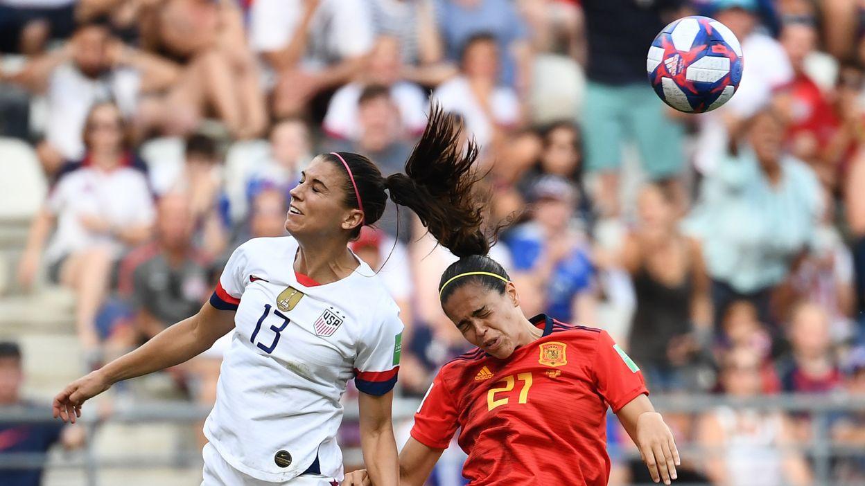 Espagne - USA : 1-2