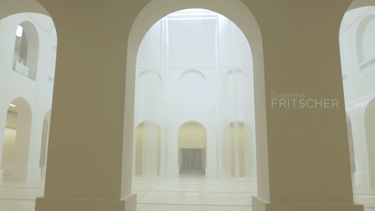 Art color nantes horaires - Susanna Fritscher Au Mus E D 039 Arts De Nantes Teaser 14