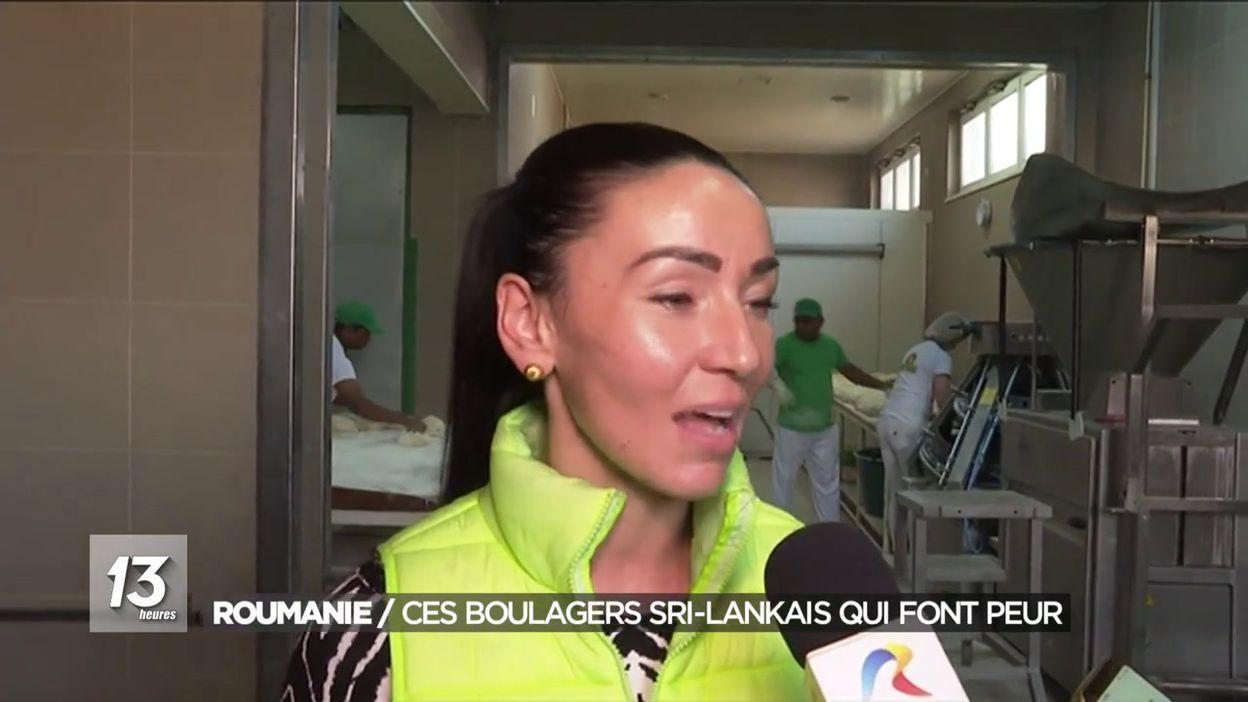 Roumanie : Ces boulangers sri-lankais qui font peur