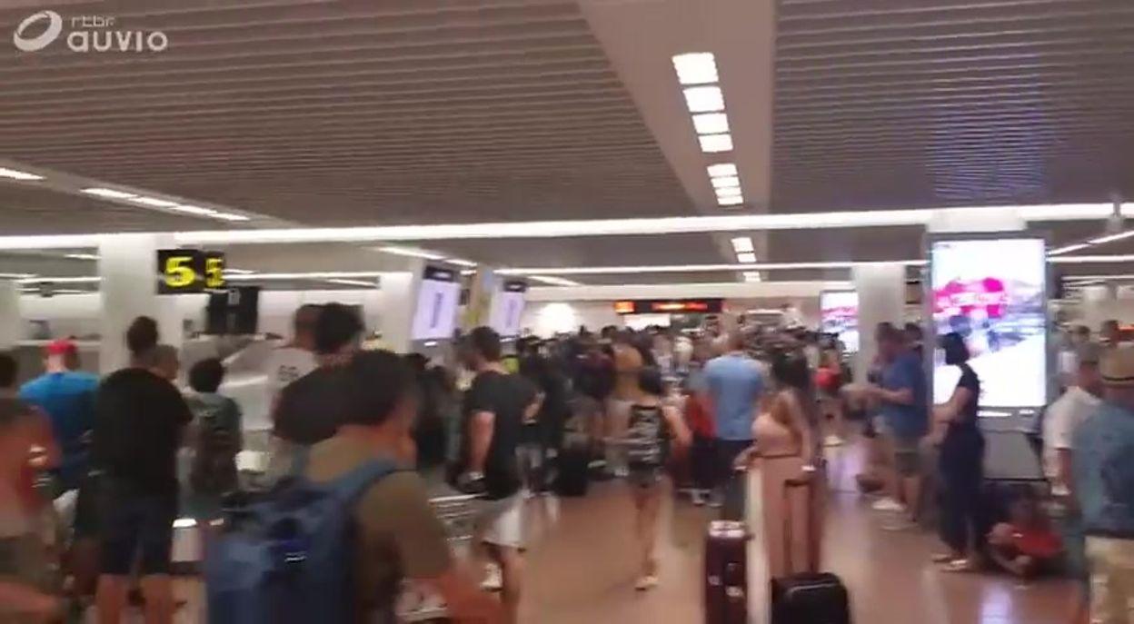 Retards dans les bagages à Brussels Airport suite aux fortes chaleurs
