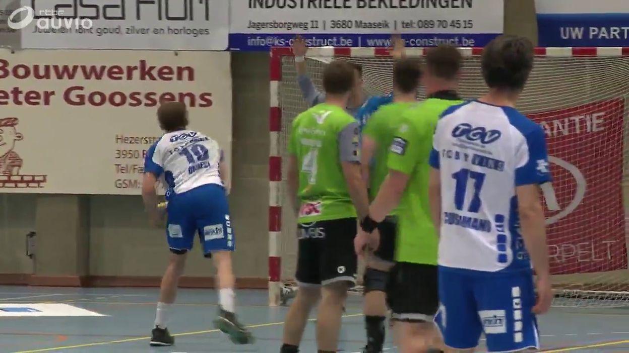 Bocholt bat Visé et devient champion de Belgique de handball pour la 4e année de suite