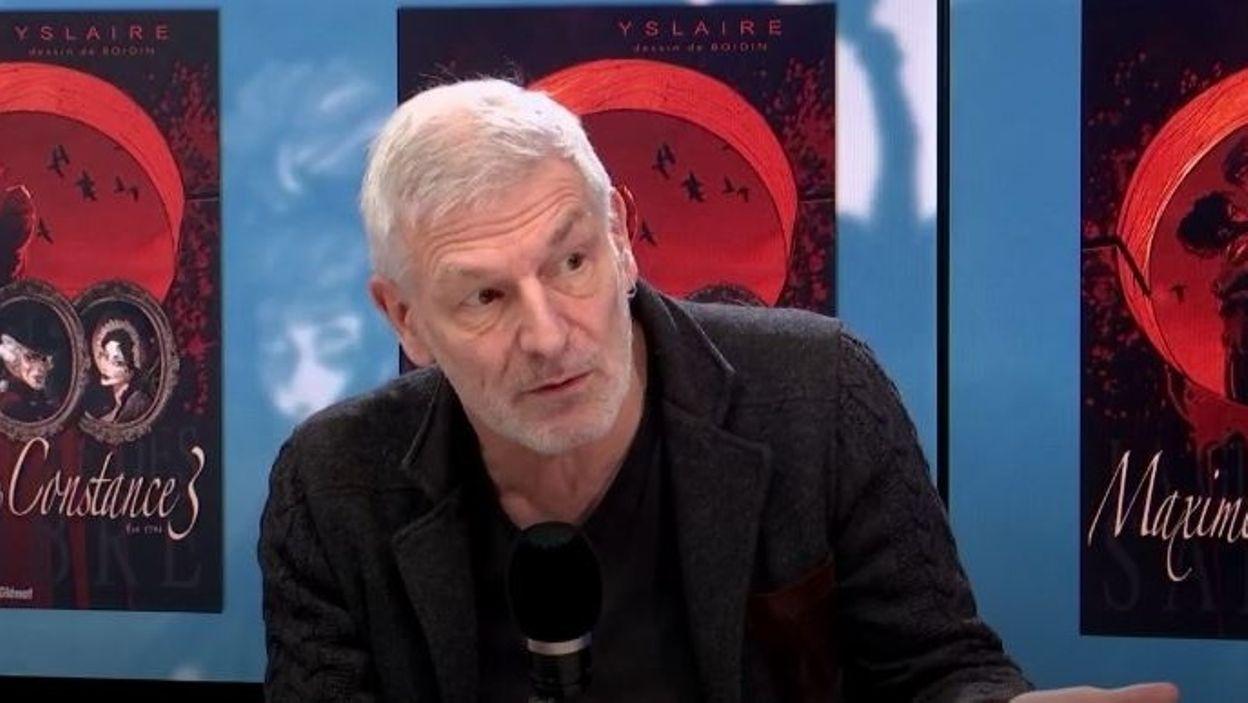 Bernard Yslaire - L'interview