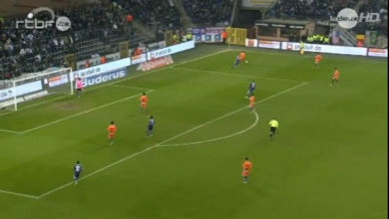 Anderlecht-Charleroi (2-0): le résumé