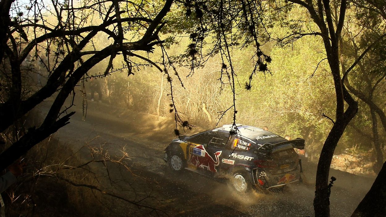 Rallye du Mexique 2018 : Victoire de Sébastien Ogier