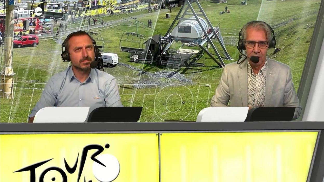 Tour de France, Cyril Saugrain :