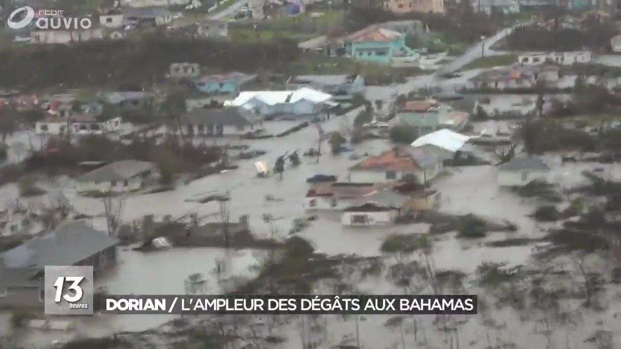 Ouragan Dorian : les dégâts aux Bahamas