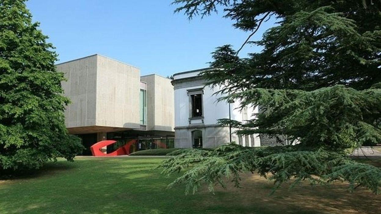 Visite virtuelle du Musée de Mariemeont