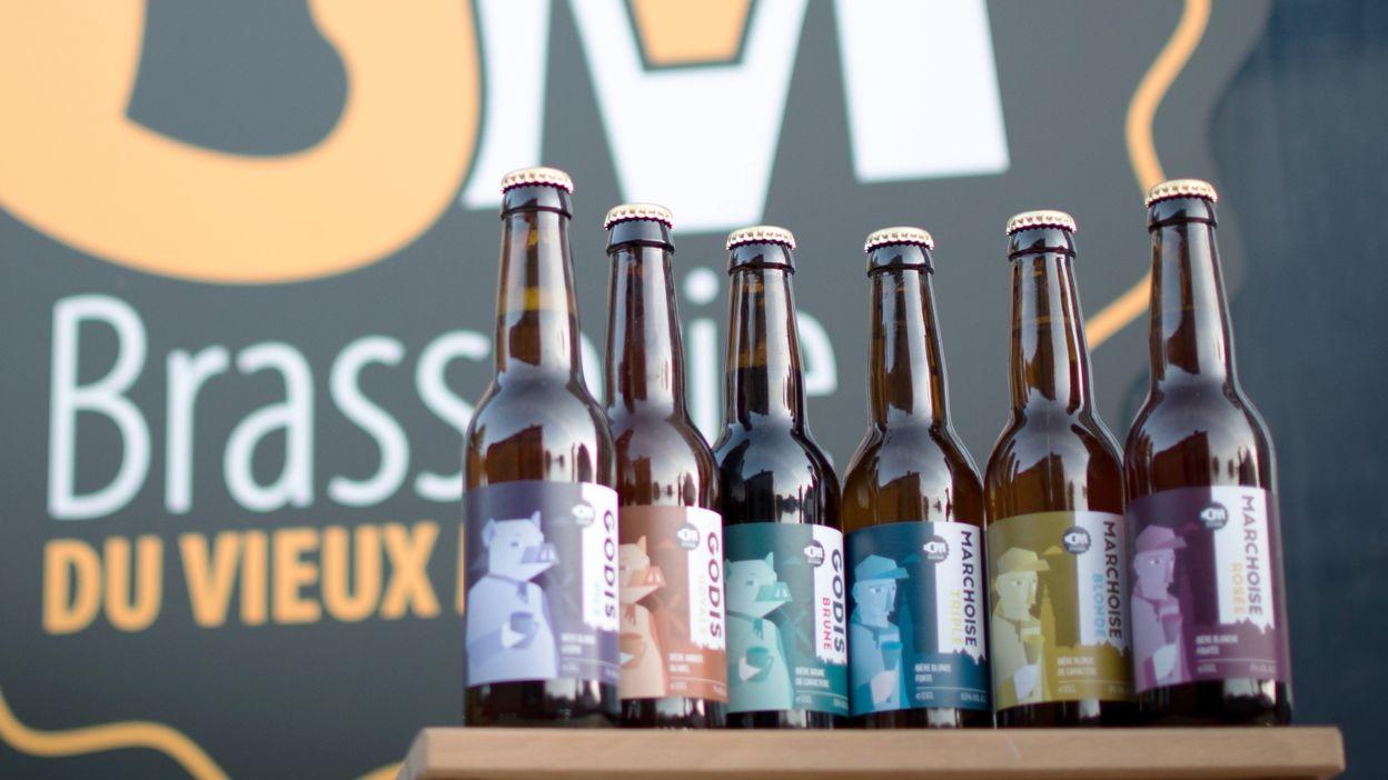 La Brasserie du Vieux Marbre : une micro-brasserie innovante à Marche-en-Famenne