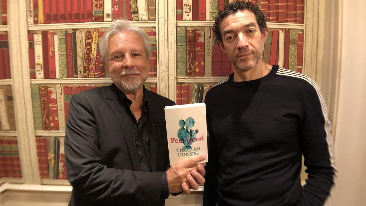 Thomas Gunzig : l'homme qui se considère comme un écrivain moyen
