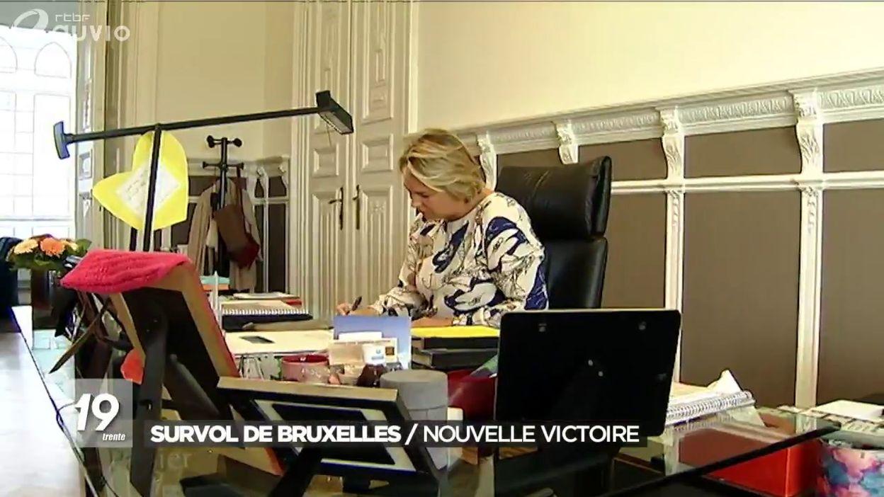 La justice confirme la fin du survol de Bruxelles