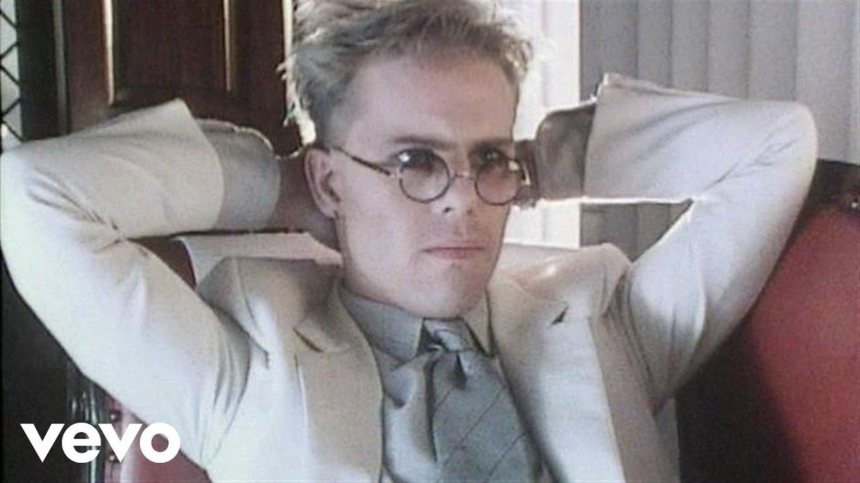Thomas Dolby - She Blinded Me With Science