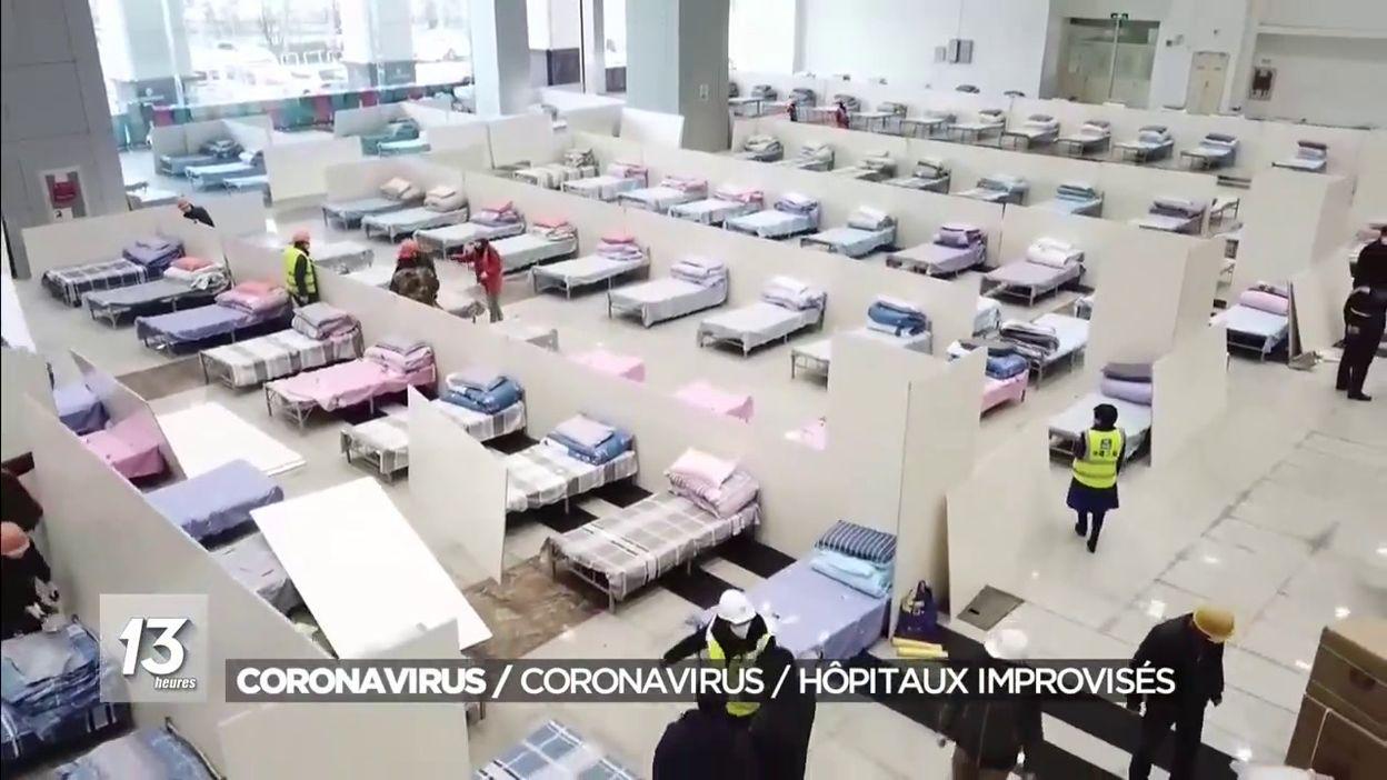 Coronavirus : les 2 nouveaux hôpitaux ne suffisent pas