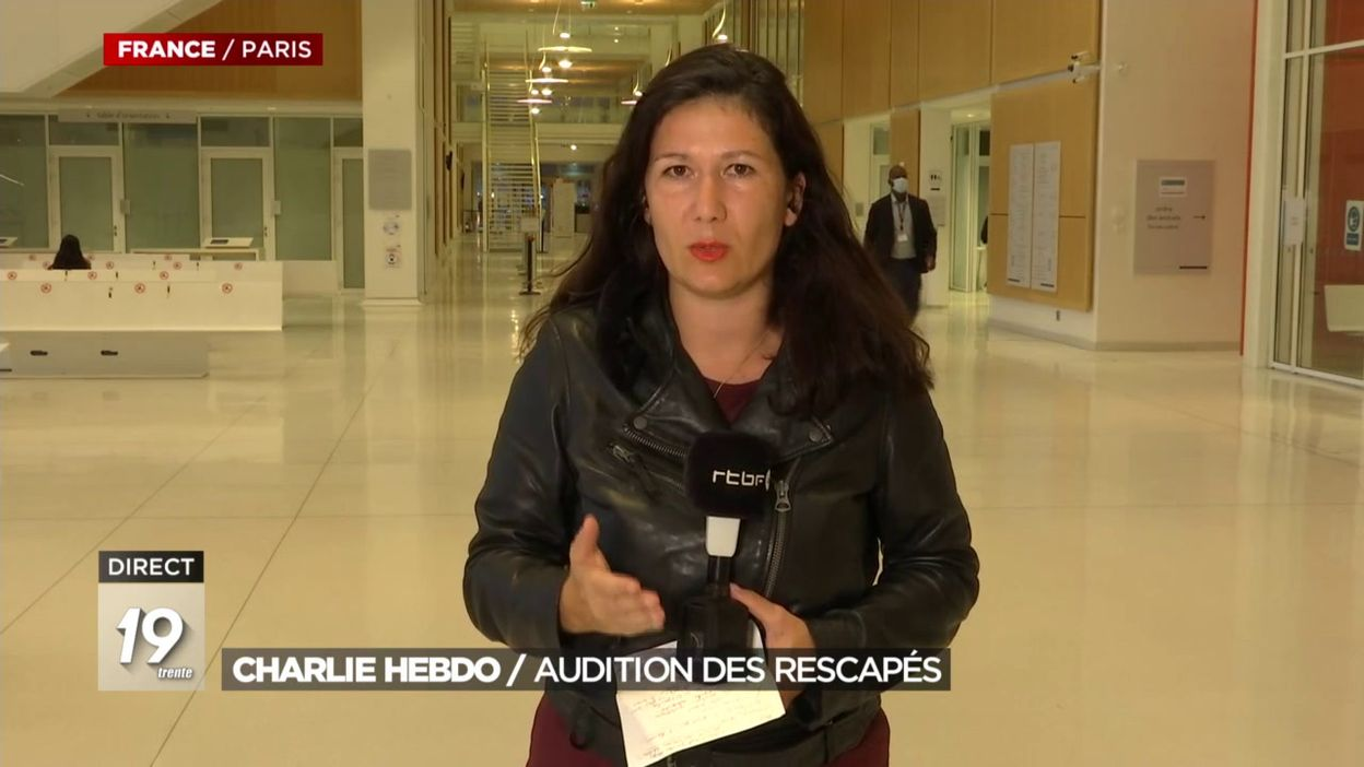 Charlie Hebdo: audition des rescapés