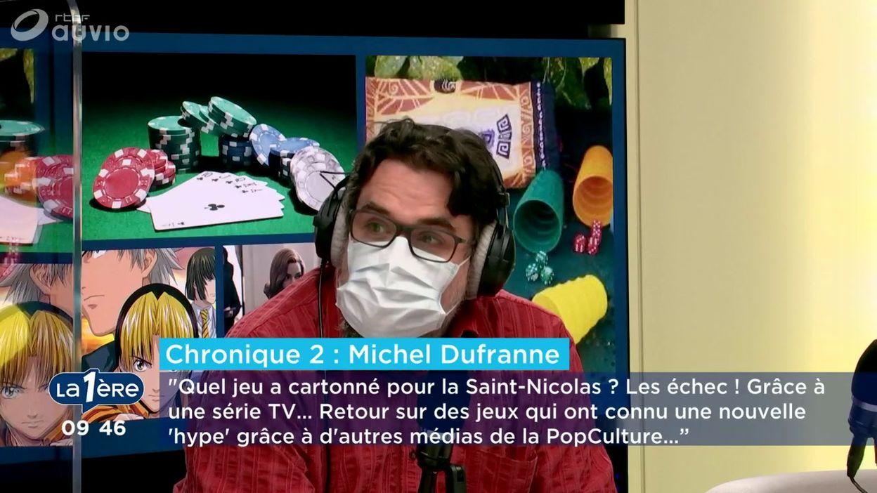 Chronique 2 : Michel Dufranne