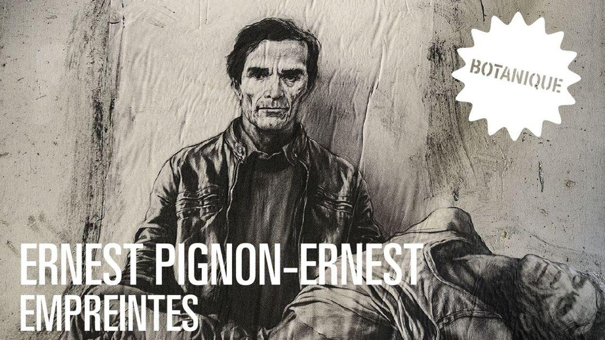"""Résultat de recherche d'images pour """"Ernest Pignon-Ernest au Botanique photos"""""""