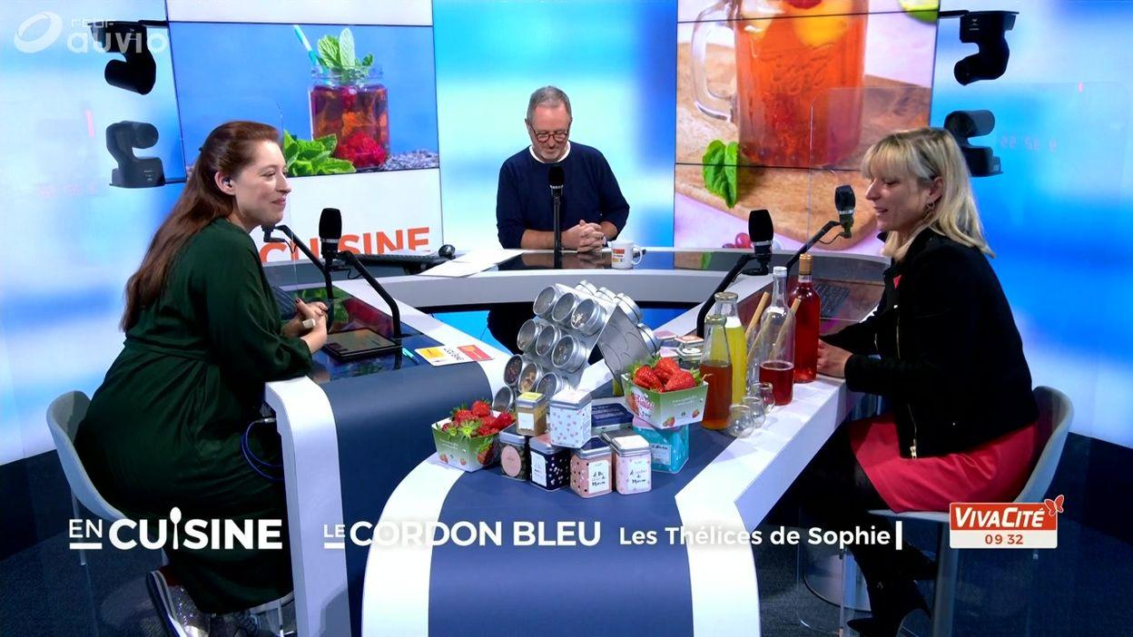 Le Cordon Bleu – Les thélices de Sophie