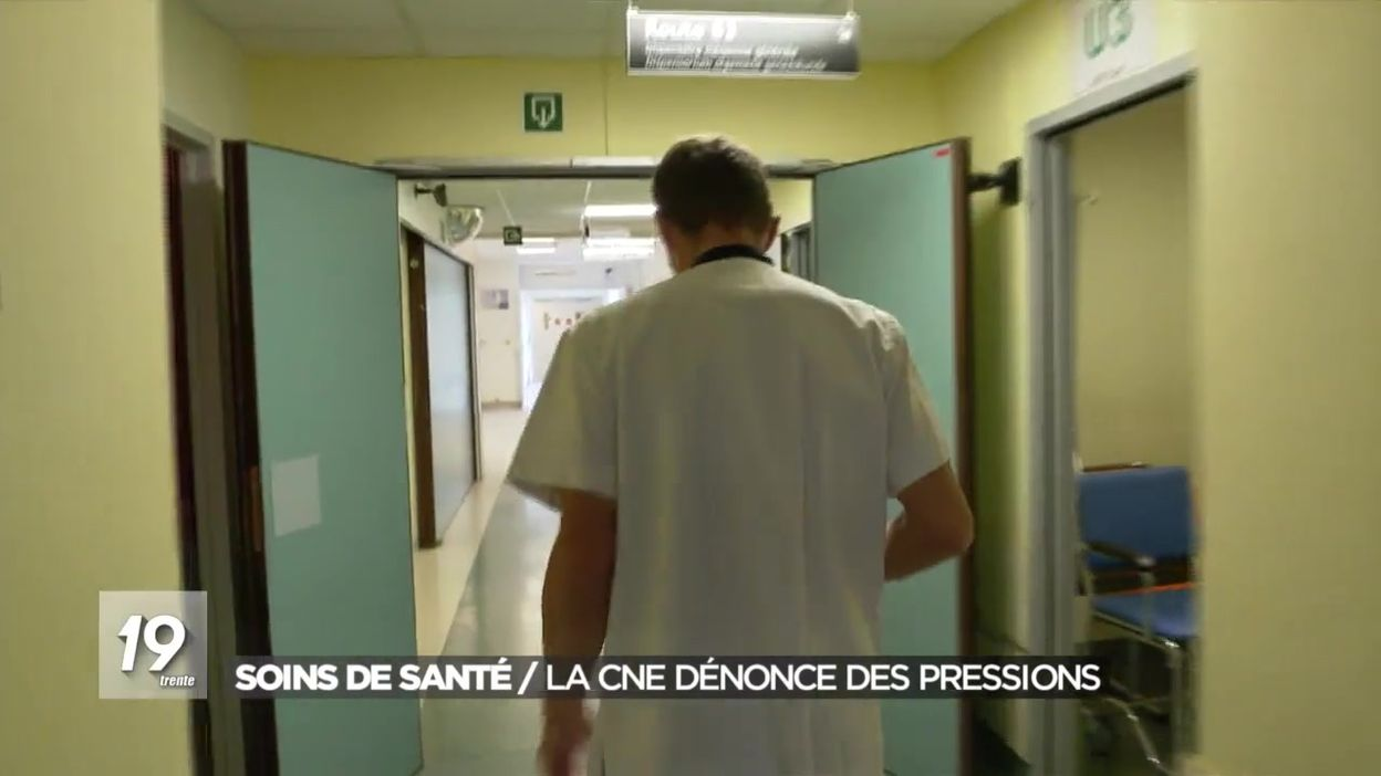 La CNE dénonce les pressions sur les infirmières