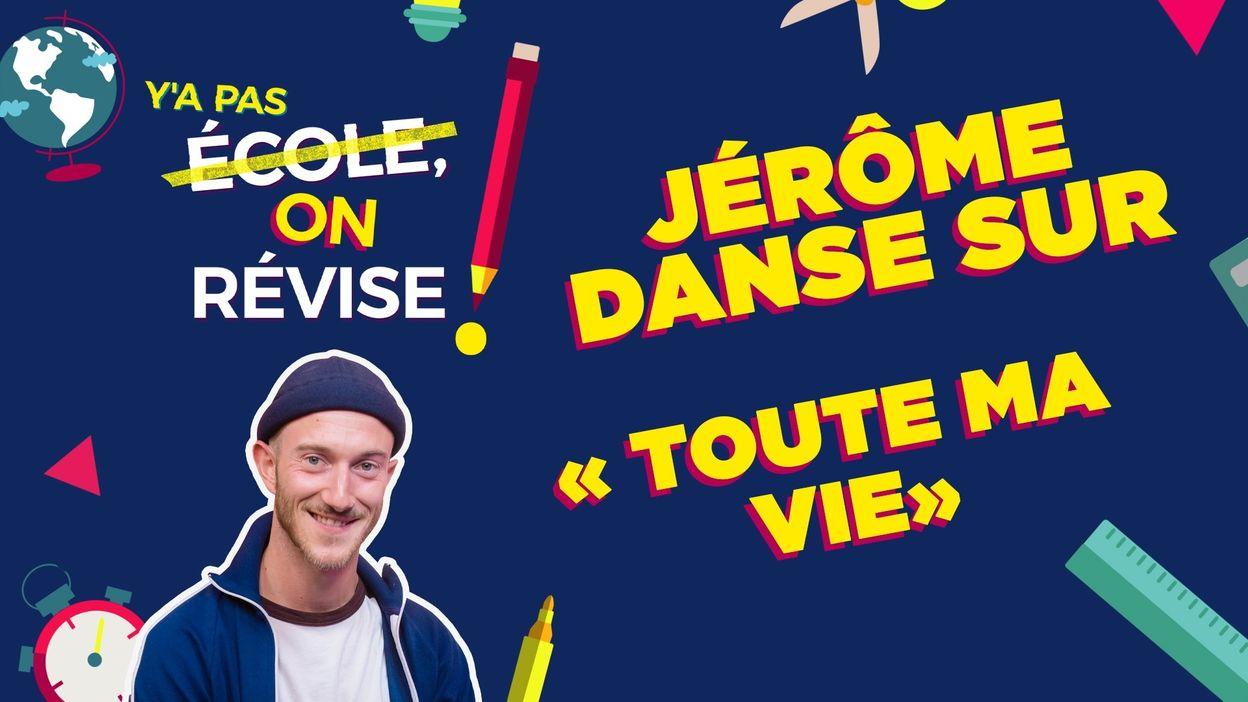 Jérôme danse sur
