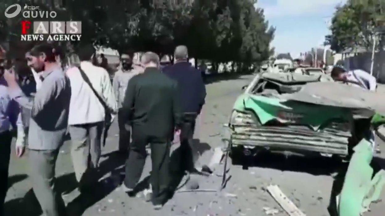 Un attentat contre la police fait deux morts dans le sud-est de l'Iran