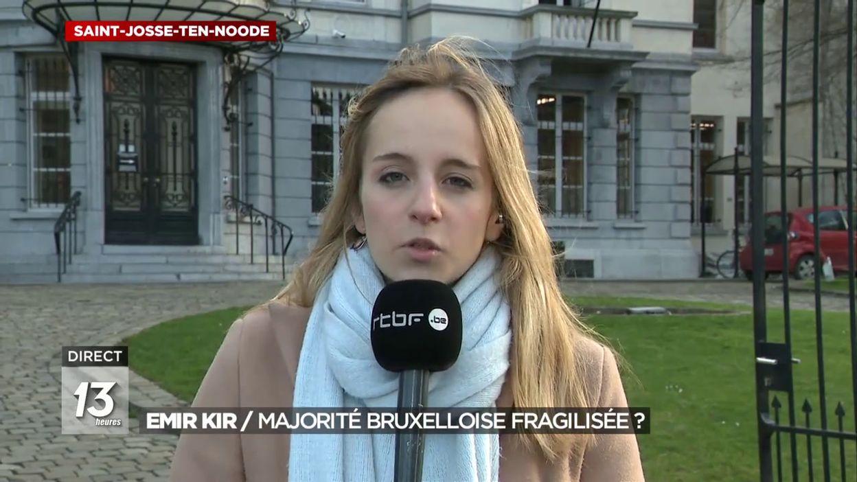 Exlusion d Emir Kir du PS: des conséquences sur la région bruxelloise ?