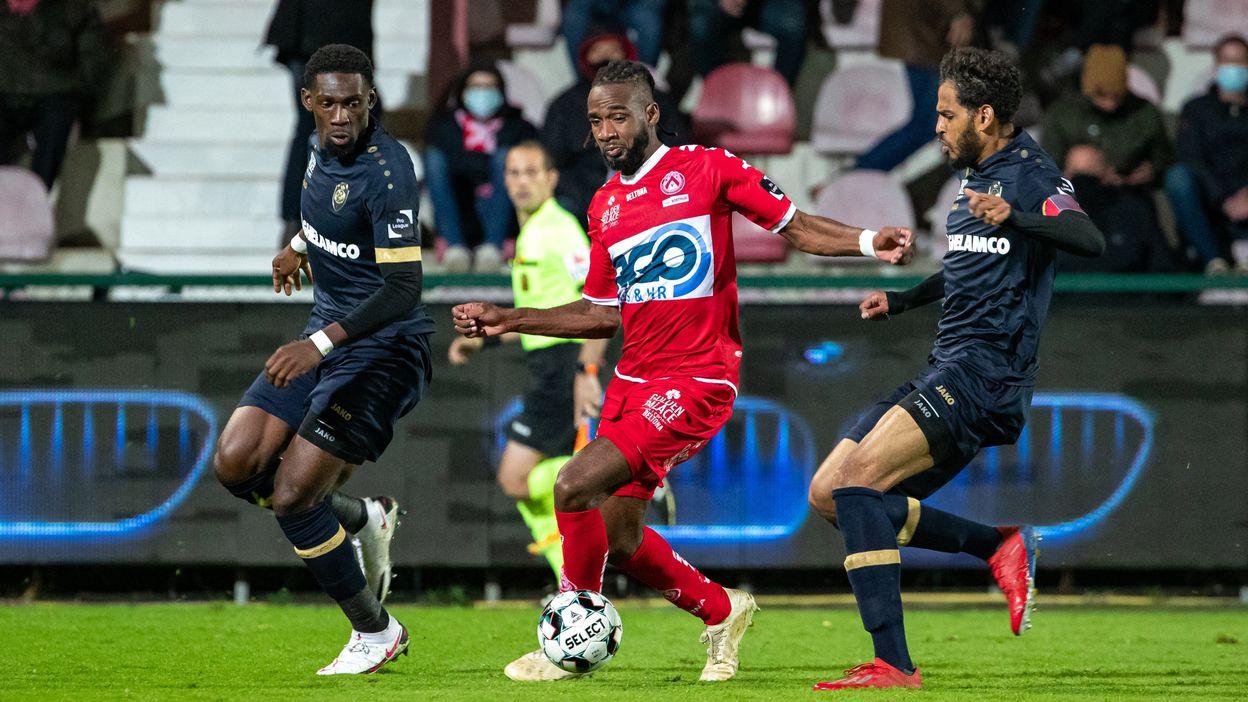 Courtrai - Antwerp : le résumé 1-2