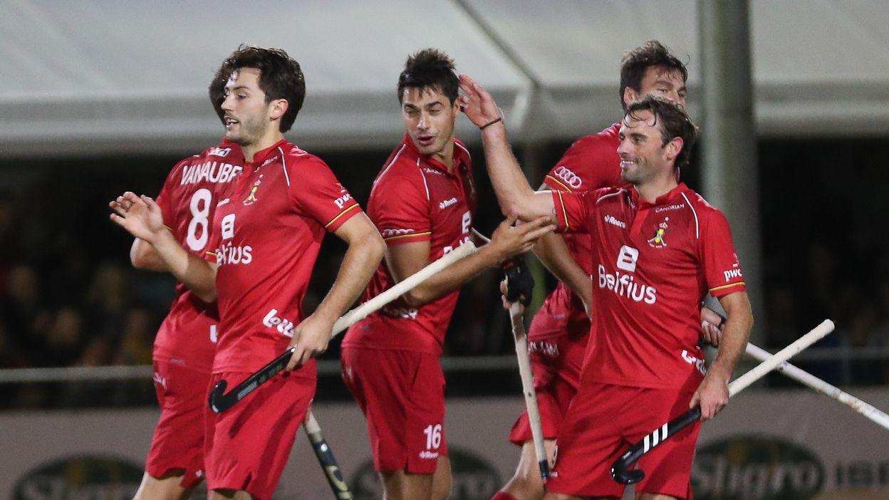L'or olympique en point de mire pour les Red Lions