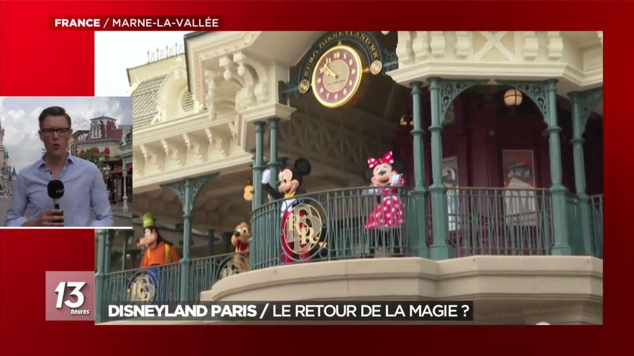 Disneyland Paris : Le retour de la magie ?
