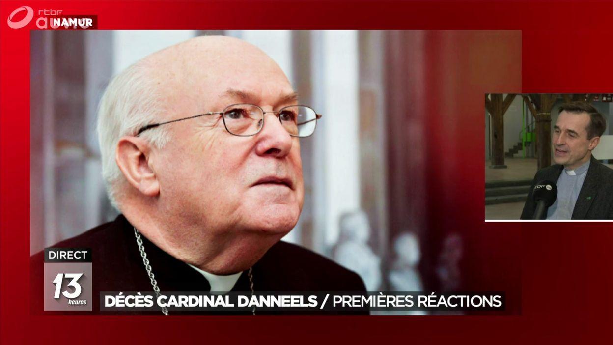Premières réactions après le décès du cardinal Danneels