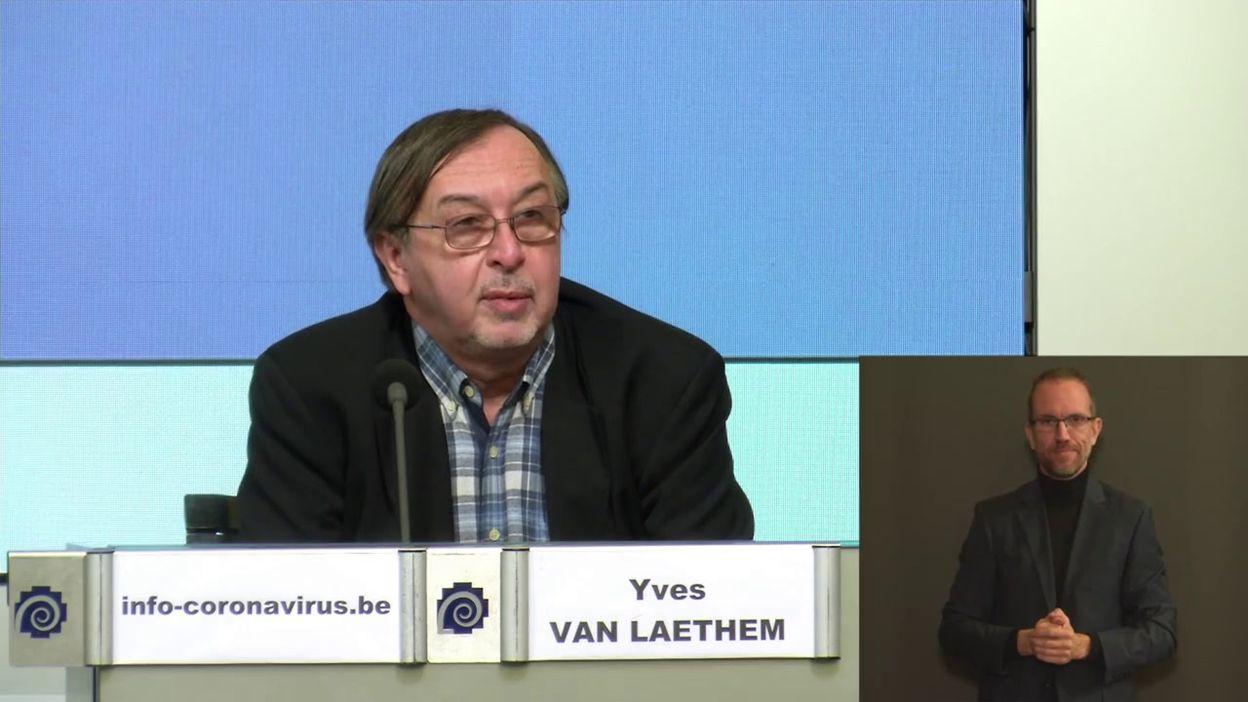 Point presse du 12/01/21 : combien de nouveaux variants détectés en Belgique ?