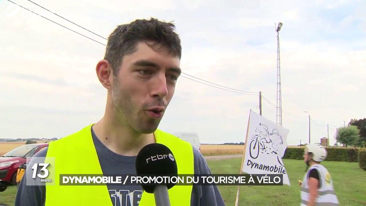 Dynamobile : promotion du tourisme à vélo