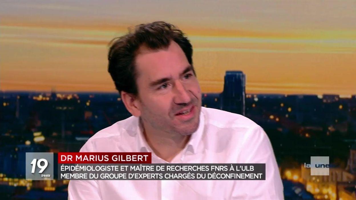 Marius Gilbert