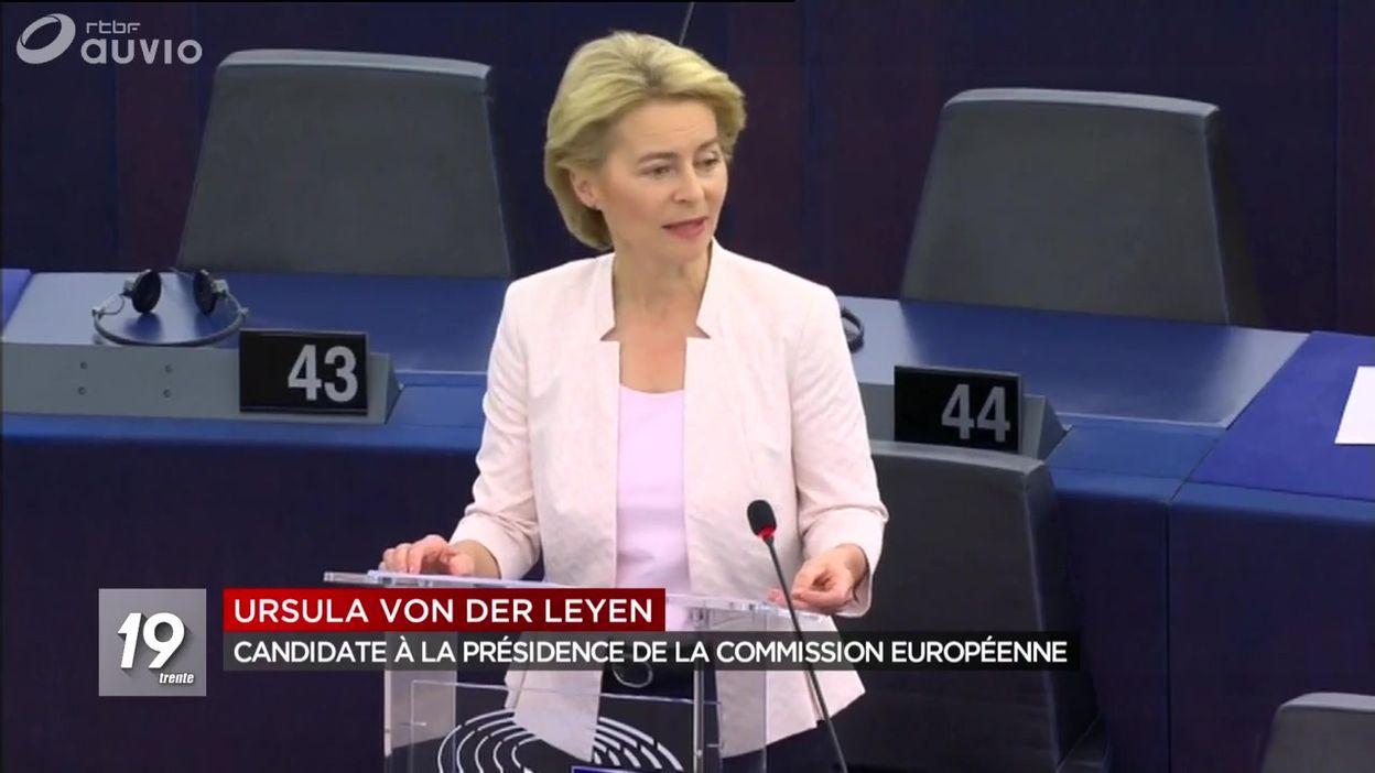 Europe : qui est Ursula von der Leyen ?