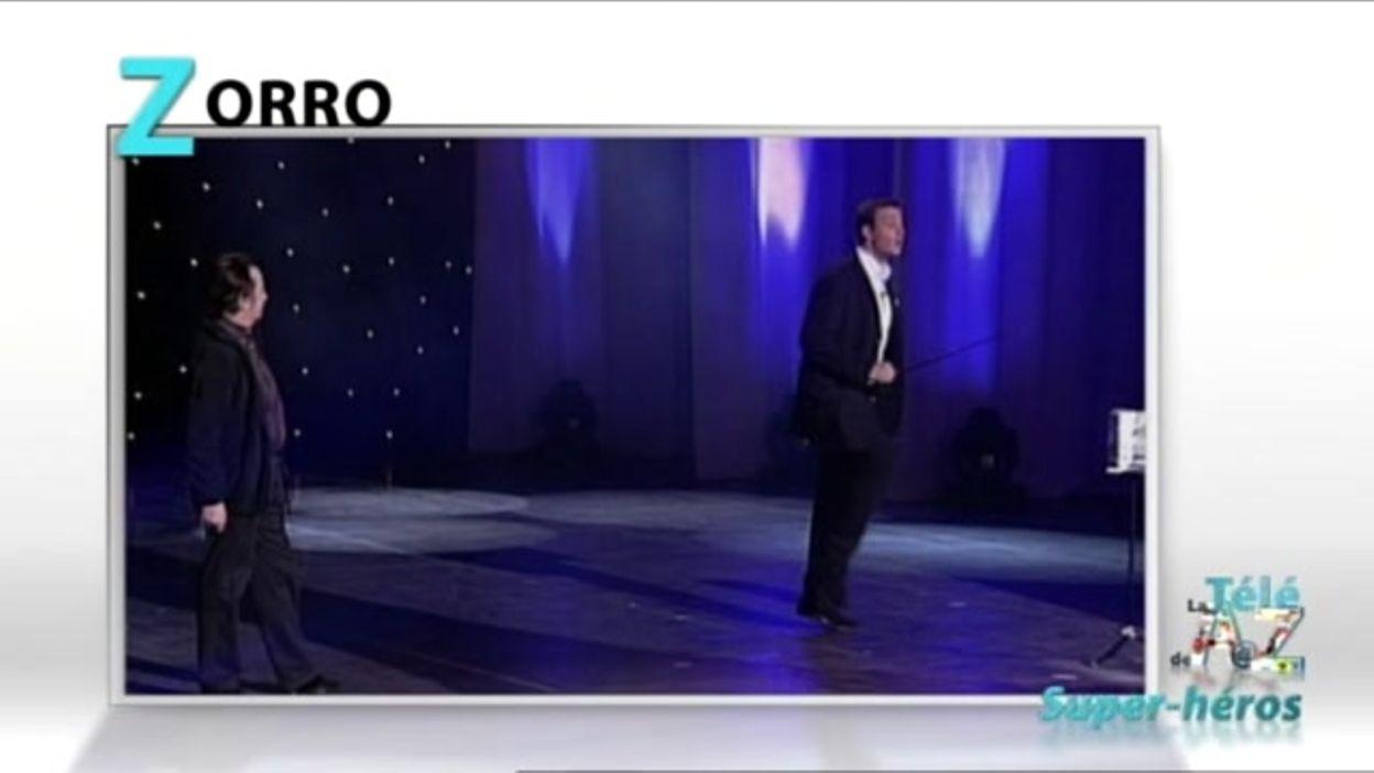 La Télé de A@Z: Super Héros (n°126)
