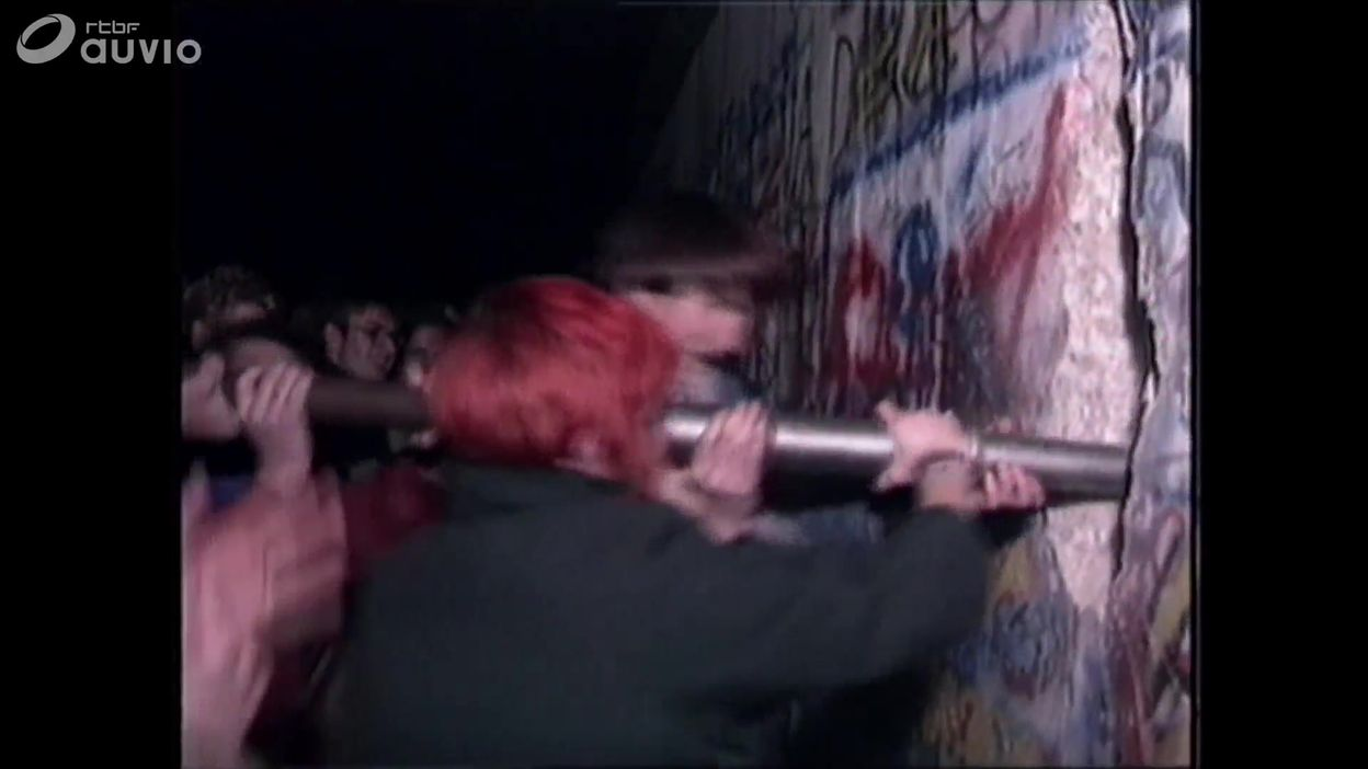 Berlin, le mur est tombé !